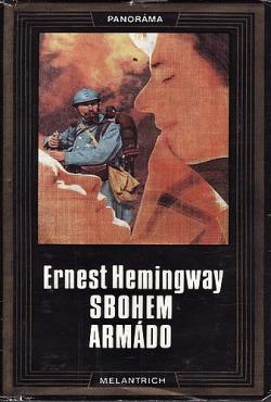 Sbohem, armádo obálka knihy