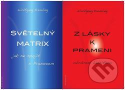 Z lásky k Prameni / Světelný Matrix obálka knihy