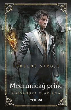 Mechanický princ obálka knihy