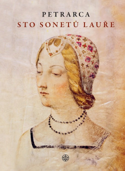Sto sonetů Lauře obálka knihy