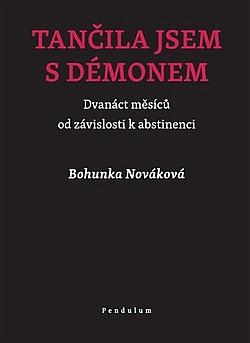 Tančila jsem s démonem obálka knihy