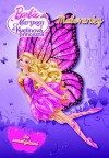 Barbie - Mariposa a květinová princezna - omalovánky