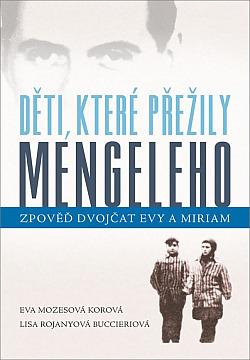 Děti, které přežily Mengeleho obálka knihy