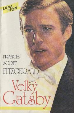 Velký Gatsby obálka knihy