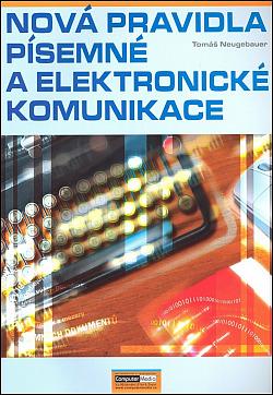 Nová pravidla písemné a elektronické komunikace obálka knihy