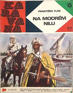 Na Modrém Nilu obálka knihy