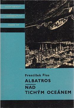 Albatros / Nad Tichým oceánem obálka knihy