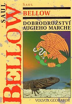 Dobrodružství Augieho Marche obálka knihy