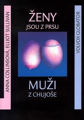 Ženy jsou z Prsu, muži z Chujoše obálka knihy