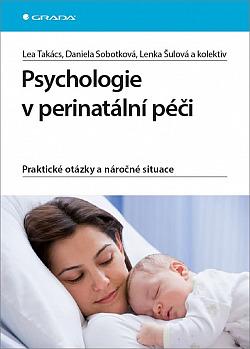 Psychologie v perinatální péči obálka knihy