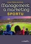 Management a marketing sportu obálka knihy