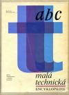 Malá technická encyklopedie - sv. 1, A-O