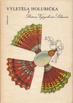 Vyletěla holubička obálka knihy