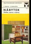 Nábytek - údržba, opravy a úpravy