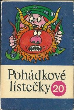 Pohádkové lístečky č. 20 obálka knihy