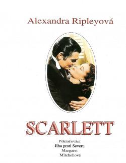 Scarlett obálka knihy