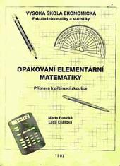 Opakování elementární matematiky