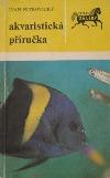 Akvaristická příručka obálka knihy