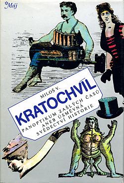 Panoptikum zašlých časů aneb úsměvná svědectví historie obálka knihy