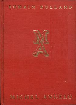 Život Michela Angela obálka knihy