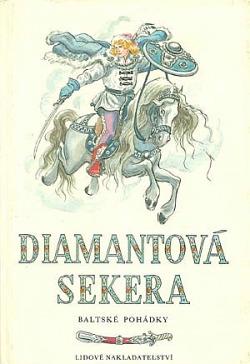 Diamantová sekera – Baltské pohádky obálka knihy