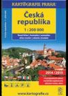 Česká republika - autoatlas