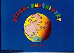 Atlas - dnešní svět obálka knihy