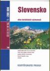 Slovensko - atlas turistických zajímavostí