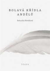 Bolavá křídla andělů obálka knihy