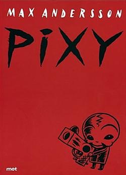 Pixy obálka knihy
