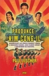 Kim Čong-il uvádí obálka knihy
