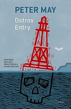 Ostrov Entry obálka knihy