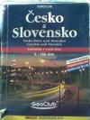 Autoatlas Česko a Slovensko 1 : 250 000
