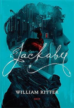 Jackaby obálka knihy