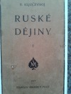 Ruské dějiny I.