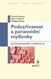 Podezřívavost a paranoidní myšlenky obálka knihy