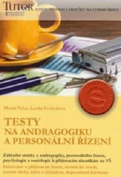 Testy na andragogiku a personální řízení obálka knihy