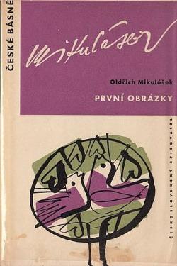 První obrázky obálka knihy