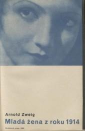Mladá žena z roku 1914