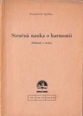 Stručná nauka o harmonii(Příklady a úlohy)