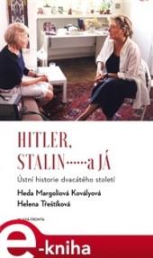 Hitler, Stalin a já - Ústní historie dvacátého století obálka knihy