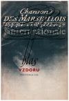 Chanson des Marseillois Internationale – hlas vzdoru