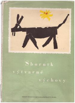 Sborník výtvarné výchovy obálka knihy