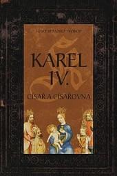 Karel IV. - Císař a císařovna obálka knihy