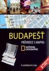 Budapešť - průvodce s mapou National Geographic
