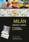 Milán – průvodce s mapou National Geographic