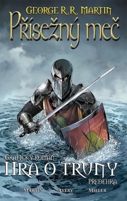 Přísežný meč obálka knihy