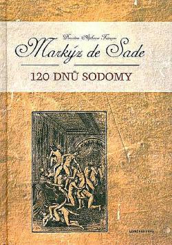 120 dnů Sodomy obálka knihy
