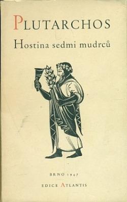 Hostina sedmi mudrců obálka knihy