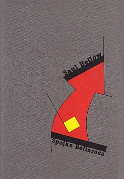 Spojka Bellarosa obálka knihy
